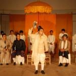 Sihanouk (San Marady), répétitions à  Battambang, Août 2010. ⓒ Everest Canto.