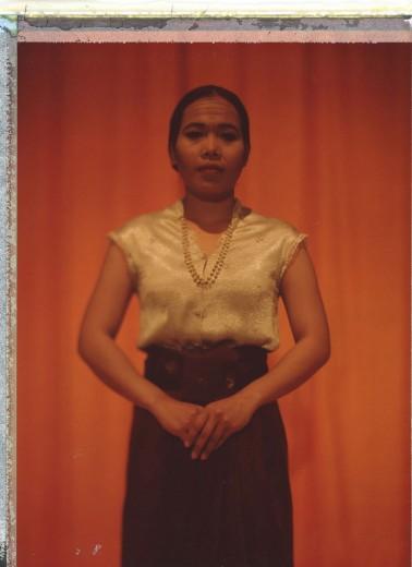 La Reine Kossomak (Horn Sophea) ⓒ Arno Lafontaine, 2013.