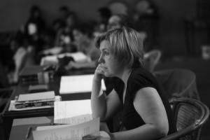 Delphine Cottu ⓒ Arno Lafontaine.