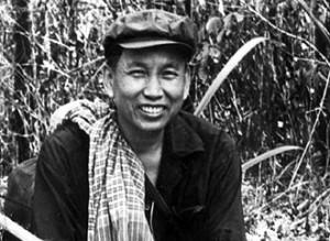 Saloth Sâr, dit Pol Pot. (DR.)