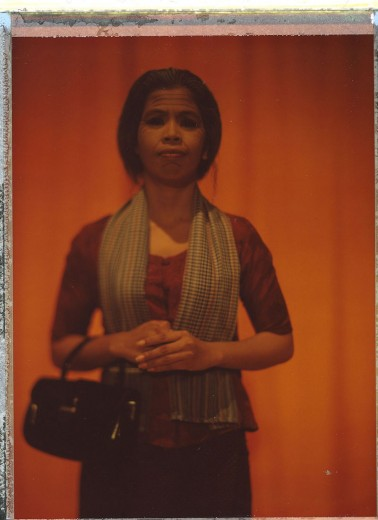 Madame Khieu Samnol (Nov Srey Leab) ⓒ Arno Lafontaine, 2013.