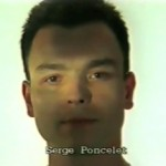 Serge Poncelet ⓒ W. Schroeter, 1985.