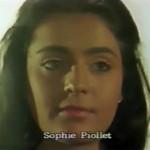 Sophie Piollet ⓒ W. Schroeter, 1985.