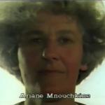 Ariane Mnouchkine ⓒ W. Schroeter, 1985.