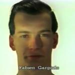 Fabien Gargiulo ⓒ W. Schroeter, 1985.