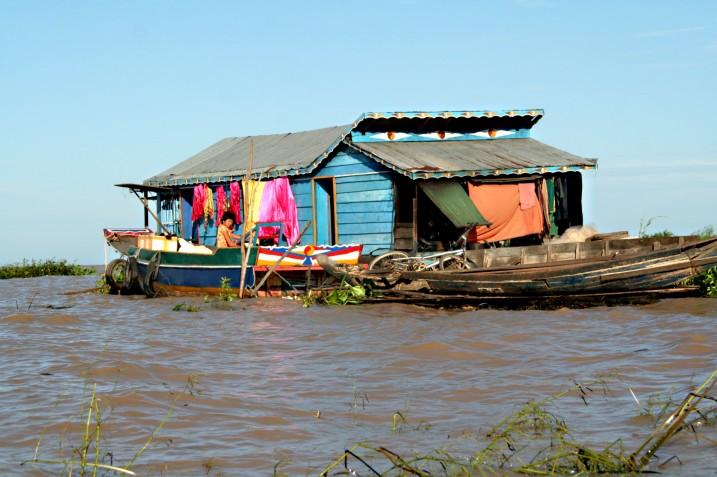 Autour de Battambang ⓒ Rotha Moeng, 2013.
