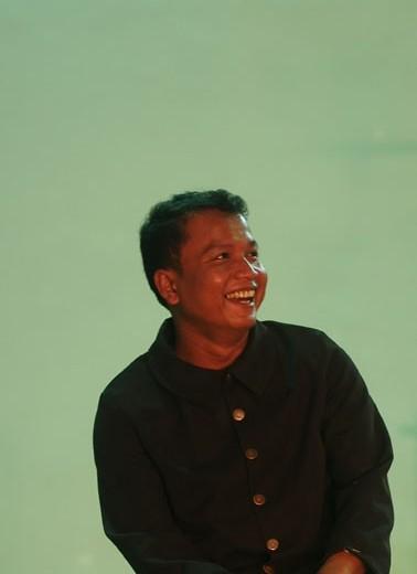 Ieng Sary (Sam Mony) ⓒ Arno Lafontaine, 2011.