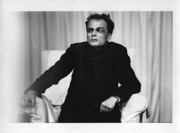 Georges Bigot ⓒ Martine Franck, 1985.