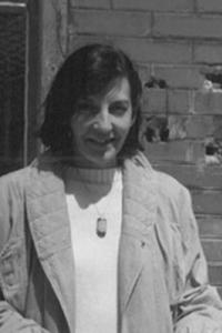 Nathalie Thomas, 1985 ⓒ Liliana Andreone.