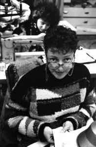 Marie-Hélène Bouvet, 1983 ⓒ Martine Franck
