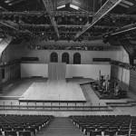 Scénographie à Bruxelles, 1986 ⓒ Les Halles de Schaerbeek.