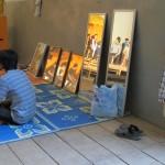 Atelier à Battambang ⓒ Pascale Wei-Guinot, 2011.