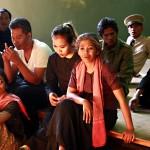 La troupe des comédiens de Phare, atelier à Battambang, ⓒ Rotha Moeng, 2013.