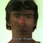 Claude Forget   ⓒ W. Schroeter, 1985.