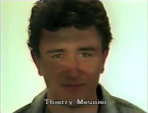 Thierry Meunier (Bois) ⓒ W. Schroeter, 1985.