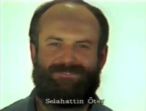 Selahattin Öter ⓒ W. Schroeter, 1985.